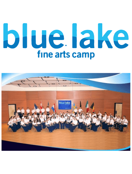 Blue Lake Konzert
